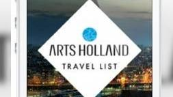 Arts Holland lanceert Travel Guide