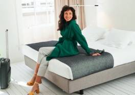 Auping introduceert hotelbed Revive