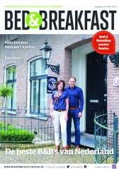 Bed & Breakfast juni 2017