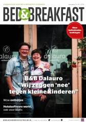Bed & Breakfast maart 2019