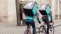 Deliveroo for Business biedt roomservice in hotels