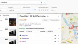 Hoteliers.com wordt partner van Google Hotel Ads