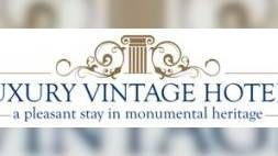 Luxury Vintage Hotels gelanceerd