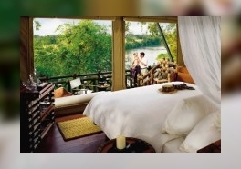Over the top hotels