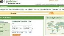 TripAdvisor over de 50 miljoen reviews