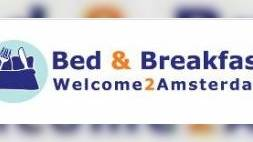 Welcome2Amsterdam b&b's geopend