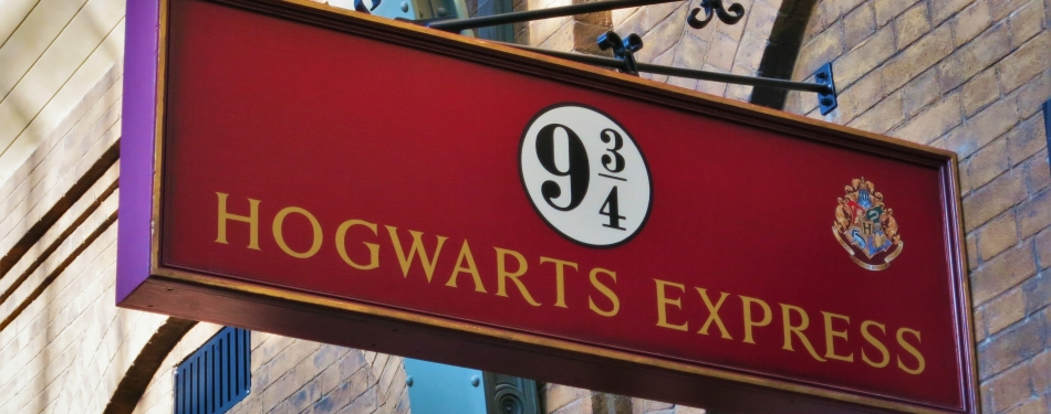 Britse Bed & Breakfast omgetoverd in Harry Potter-stijl