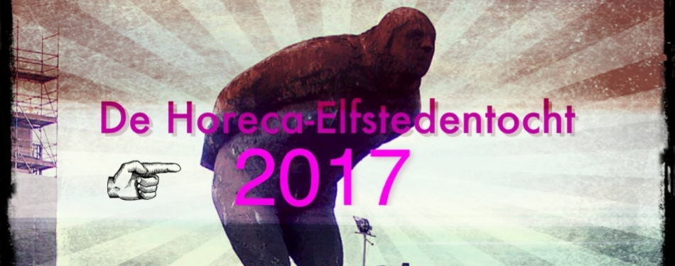 We presenteren je de Horeca-Elfstedentocht!<