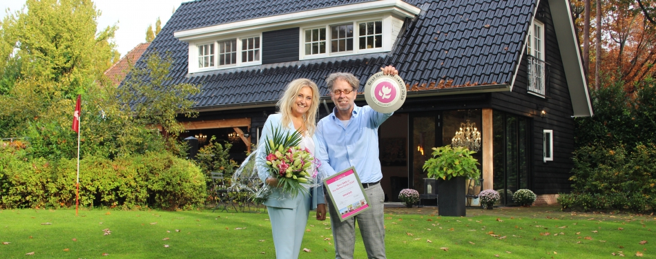 SonneVallei op de Veluwe is Beste Bed & Breakfast van Nederland 2020