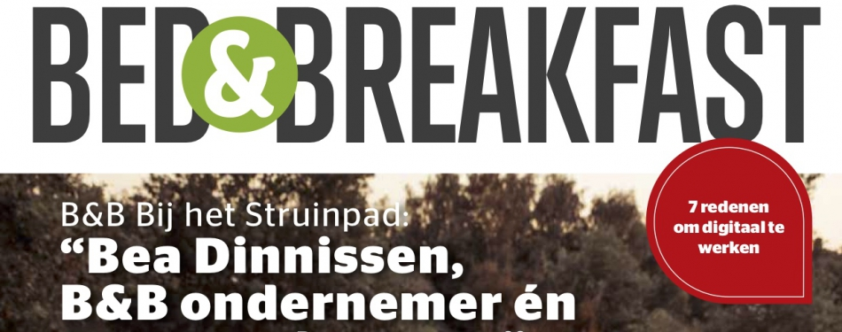 Download: decemberuitgave Bed & Breakfast